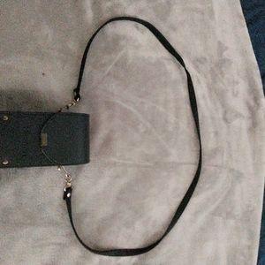 A Tamron case leather case